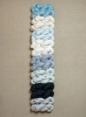 Yarn for Rectangular Colorblock Blanket