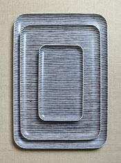 Small, Medium + Large Trays