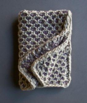 Working into the Stitch Below | Purl Soho