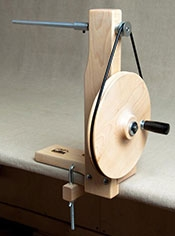 Hand Bobbin Winder, Single End
