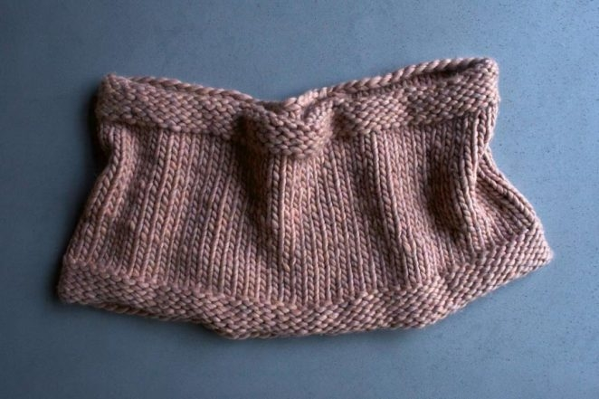 Mountain Cowl | Purl Soho