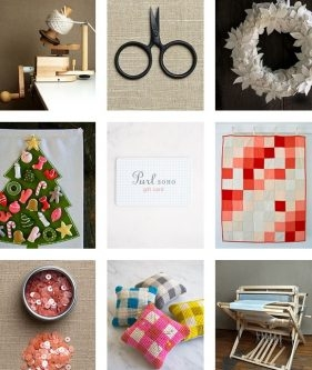 The Purl Soho Gift List 2015!