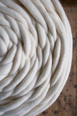 Big Little Dandelion Garter Blanket Purl Soho