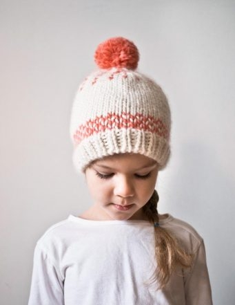 Fair Isle Hat | Purl Soho