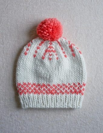 Friendly Fair Isle Hat | Purl Soho