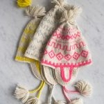 New! Purl Soho's Hand Knit Andean Hats