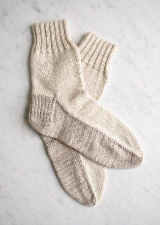 Seamed Socks | Purl Soho