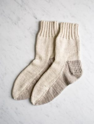 Seamed Socks | Purl Soho