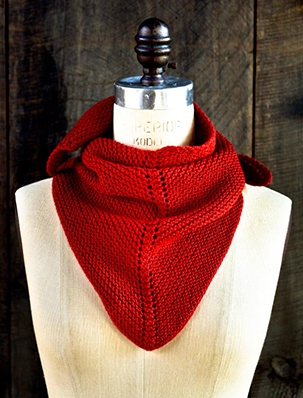 Dovetail Scarf | Purl Soho