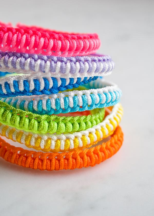 Super Easy Friendship Bracelet Kits | Purl Soho