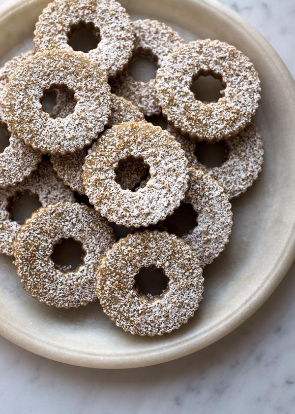 Swedish Rye Cookies from Food52