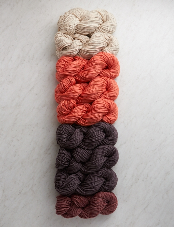 Color Study Blanket | Purl Soho