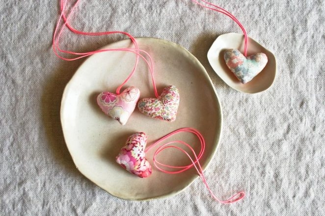 Valentine's Necklaces in Liberty of London for 2016 | Purl Soho