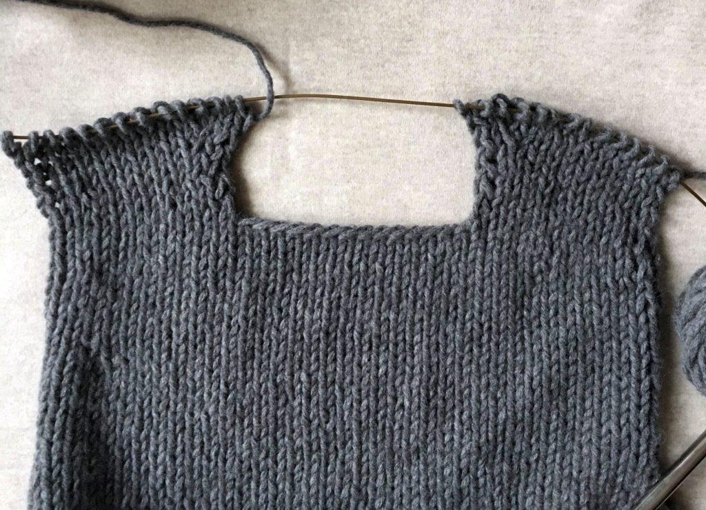 7d40b378a51c Classic Knit Jacket