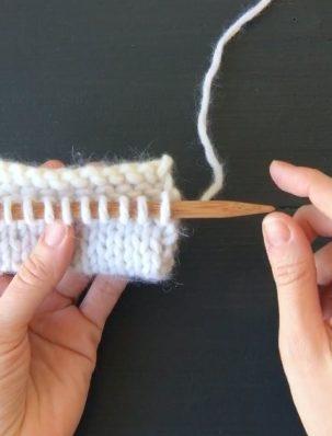 Knit Hem | Purl Soho