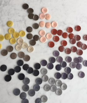 Purl Soho's Dyed to Match Buttons