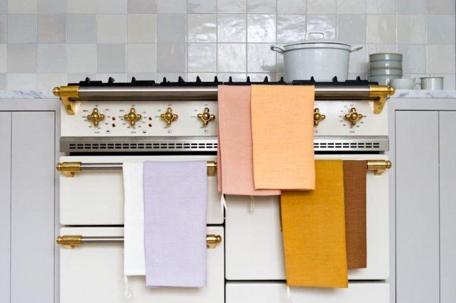 Classic Mitered Corner Dishtowels | Purl Soho