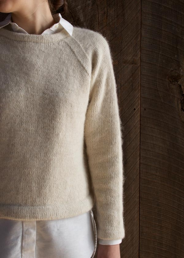 Knitting Pattern For Wallaby Sweater : The Wonderful Wallaby! Purl Soho