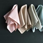 Classic Mitered Corner Napkins in Early Spring Bundle