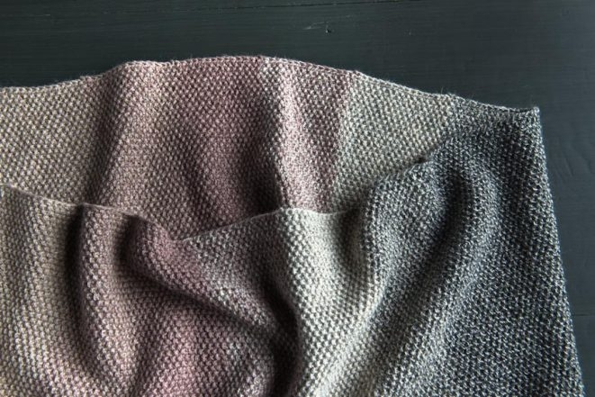 Gradient Cowl in Linen Quill | Purl Soho