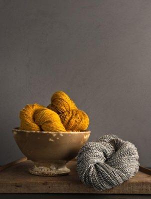 New Yarn: Purl Soho's Linen Quill | Purl Soho