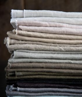 Purl Soho's Newest Fabric Collection: Mineral Linen