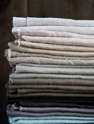 Purl Soho's Newest Fabric Collection: Mineral Linen | Purl Soho
