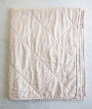 Wholecloth Quilts in Mineral Linen   Purl Soho