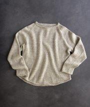 Lightweight Raglan Pullover | Purl Soho