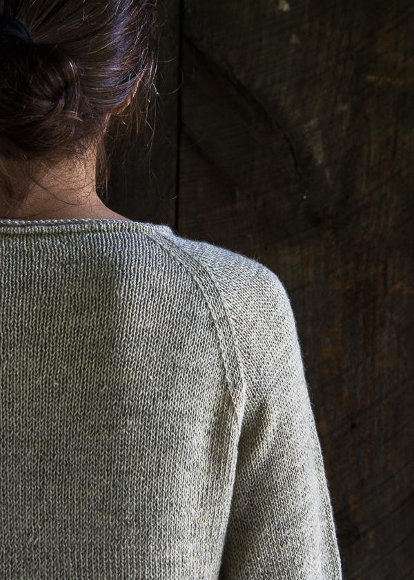 Free Knitting Pattern Raglan Sleeve Pullover : Lightweight Raglan Pullover Purl Soho