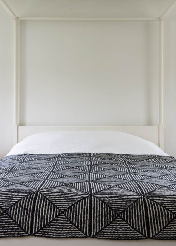 Optic Blanket | Purl Soho