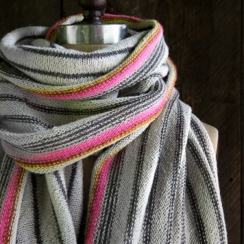 Ticking Stripe Wrap