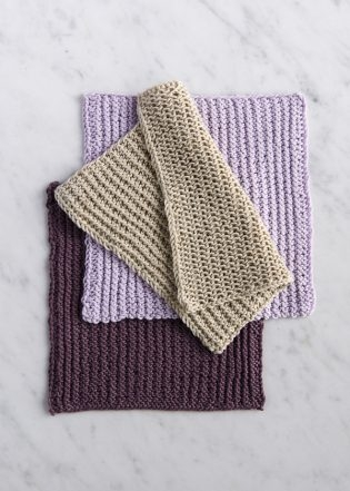 Close Knit Washcloths | Purl Soho