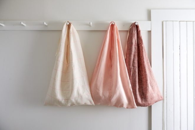 Fold-Up Market Tote | Purl Soho