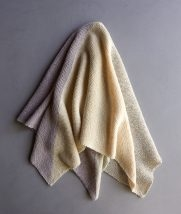 Knit Four Points Baby Blanket | Purl Soho