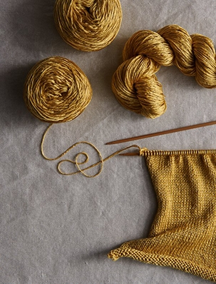 New Yarn: Spun Silk | Purl Soho