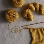 New Yarn: Spun Silk