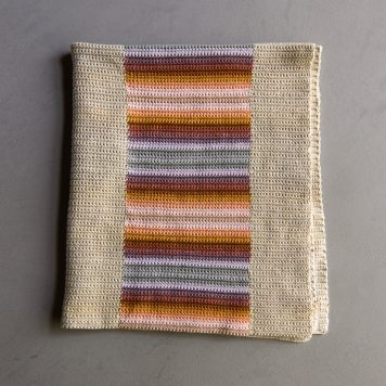 Stacked Coins Blanket