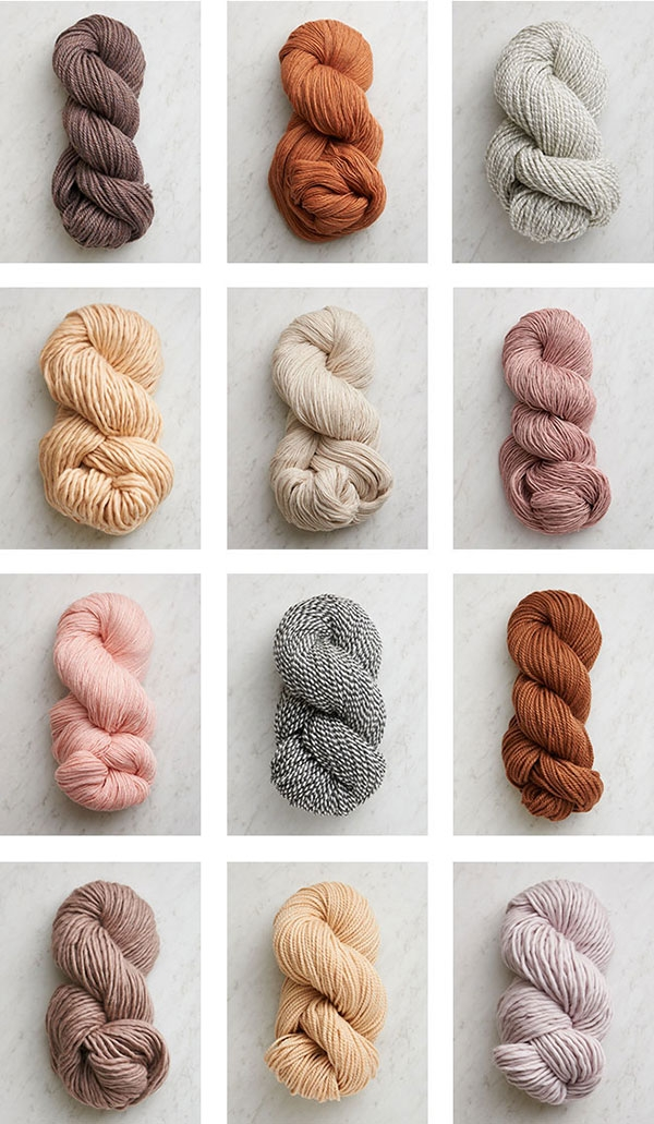 Purl Soho Yarns in New Colors! | Purl Soho