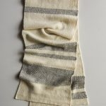 Peppered Stripes Wrap