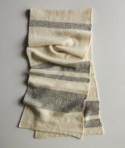 Peppered Stripes Wrap | Purl Soho