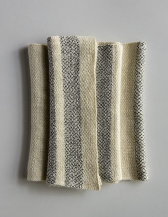 Peppered Stripes Wrap | Purl Soho