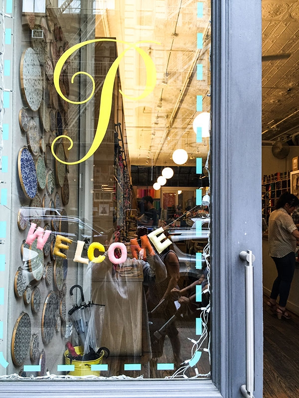 The NYC Yarn Crawl, September 23rd to 25th! | Purl Soho
