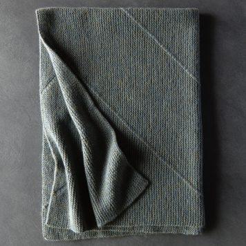 Ridgeline Baby Blanket