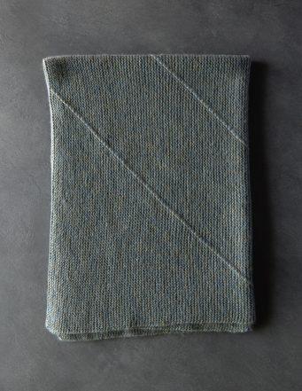 Ridgeline Baby Blanket | Purl Soho