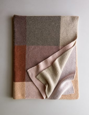 Shadow Study Throw | Purl Soho