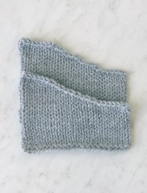Sloped Bind Off | Purl Soho