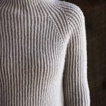 Twisted Rib Pullover