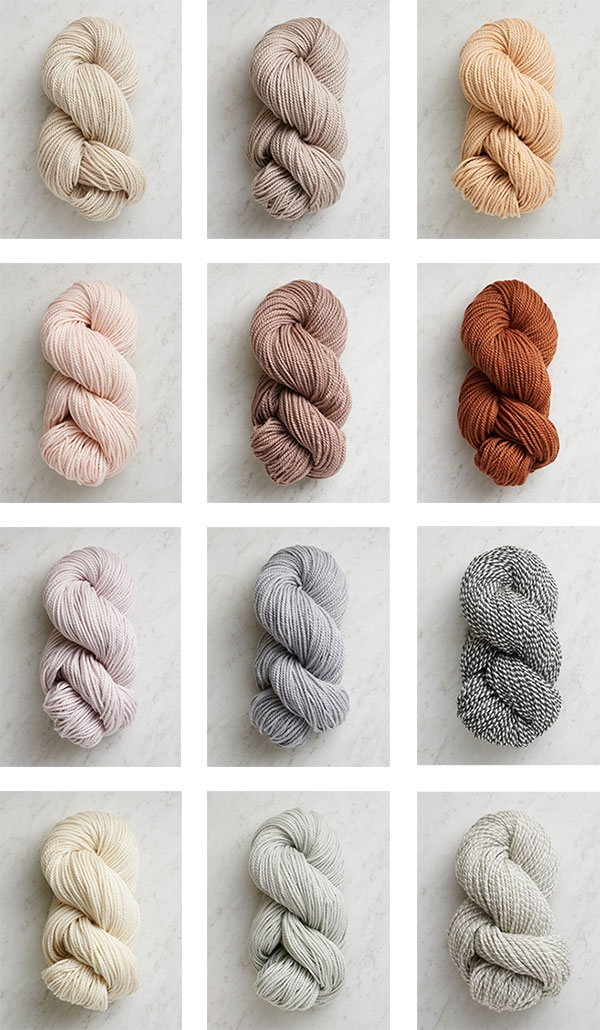 Basic Hats for Everyone in New Colors! | Purl Soho