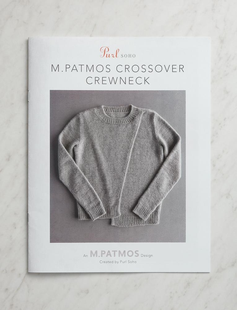 M.Patmos Crossover Crewneck | Purl Soho